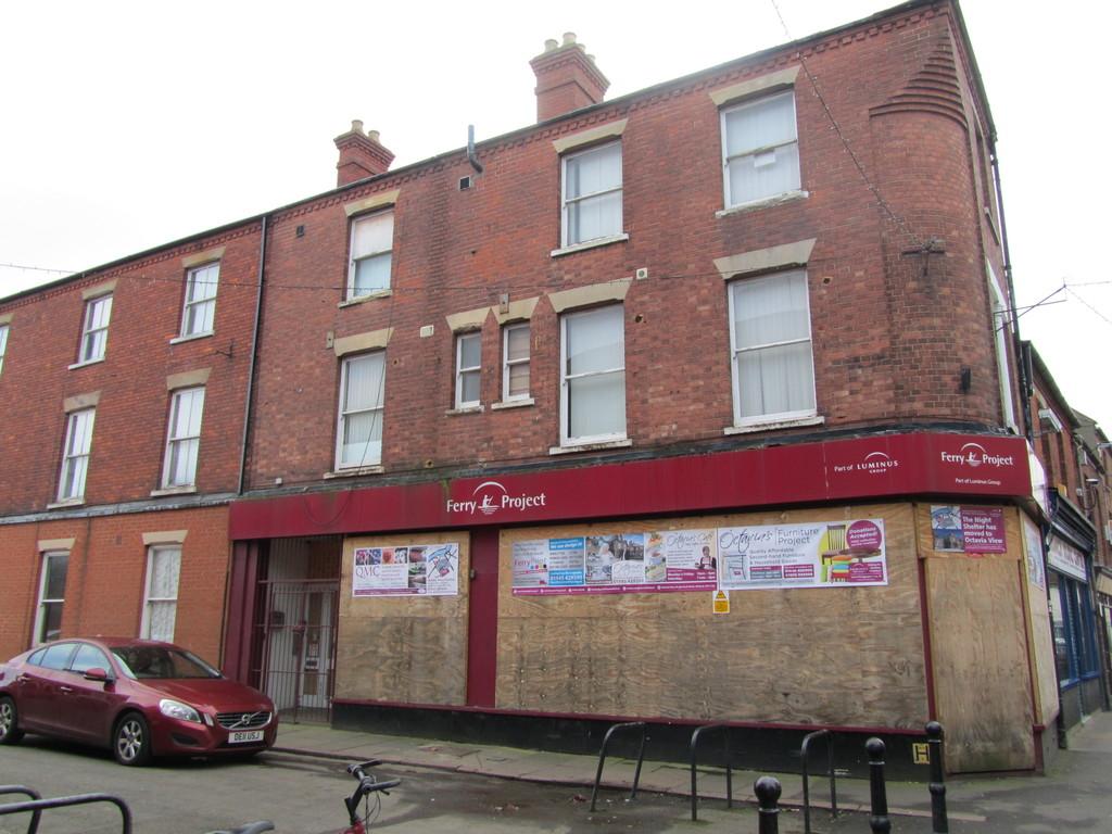 Norfolk Street, Wisbech