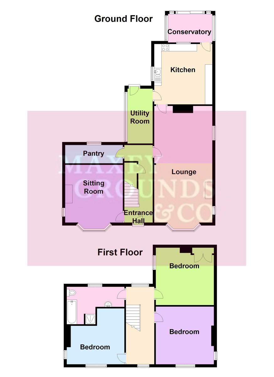 South Brink Wisbech Floorplan