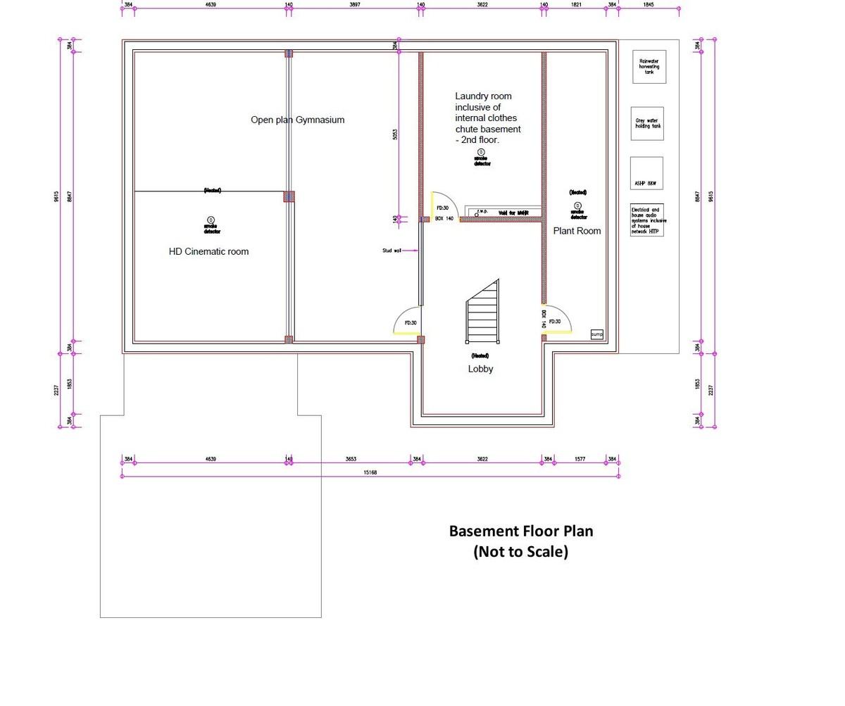 Pingle Wood Row, Manea Floorplan