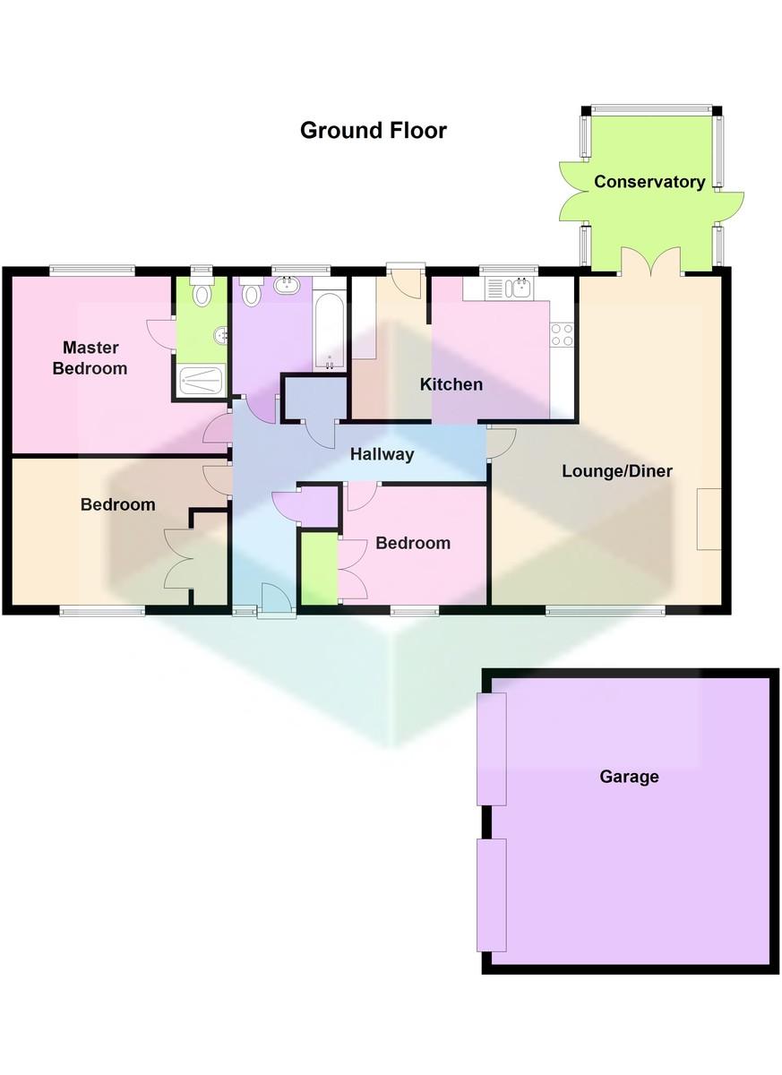 Thurloe Close, Wisbech Floorplan