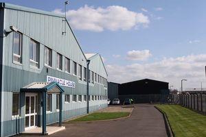 Warehouse at Pinnacle House