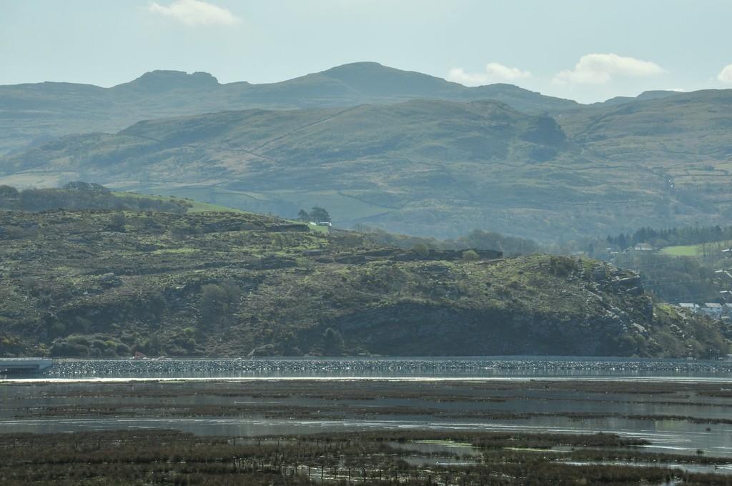 Penrhyndeudraeth, North Wales