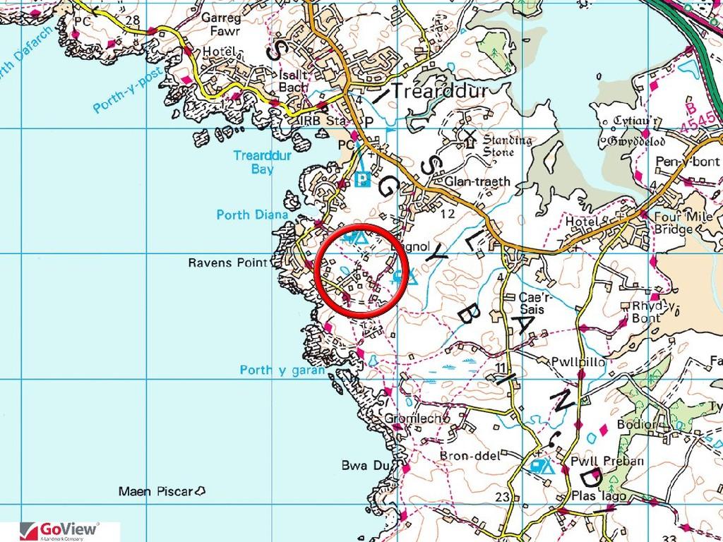 Ravenspoint Road, Trearddur Bay, North Wales