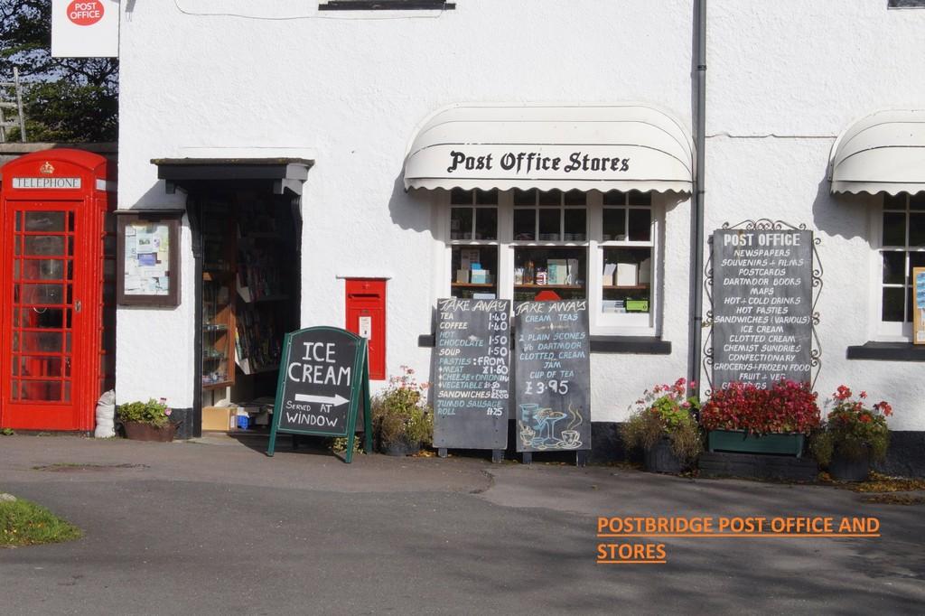Postbridge, Yelverton