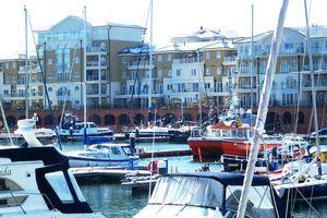 Hamilton Quay, Sovereign Harbour North, Eastbourne