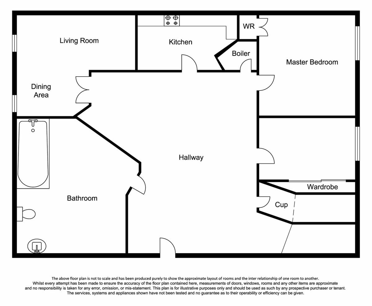 Caversham Place, Sutton Coldfield Floorplan