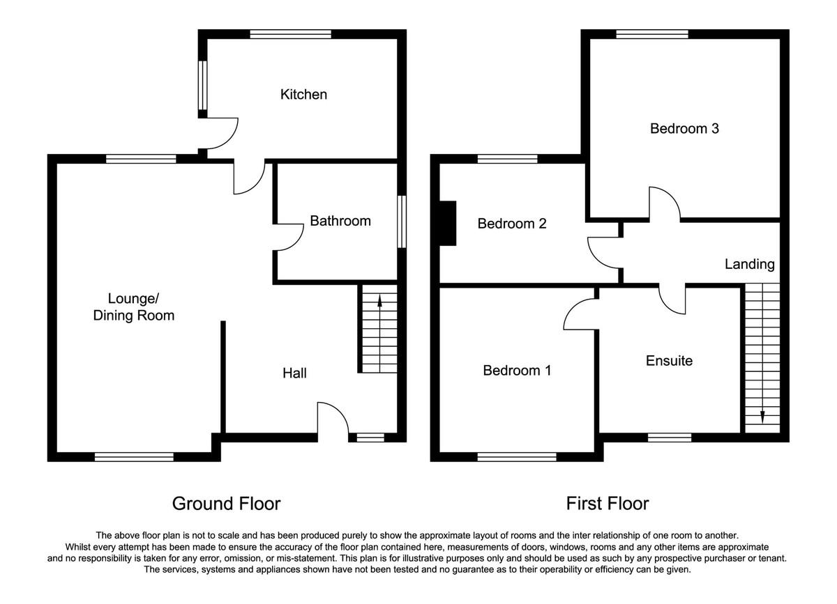 Shelton Street, Tamworth Floorplan