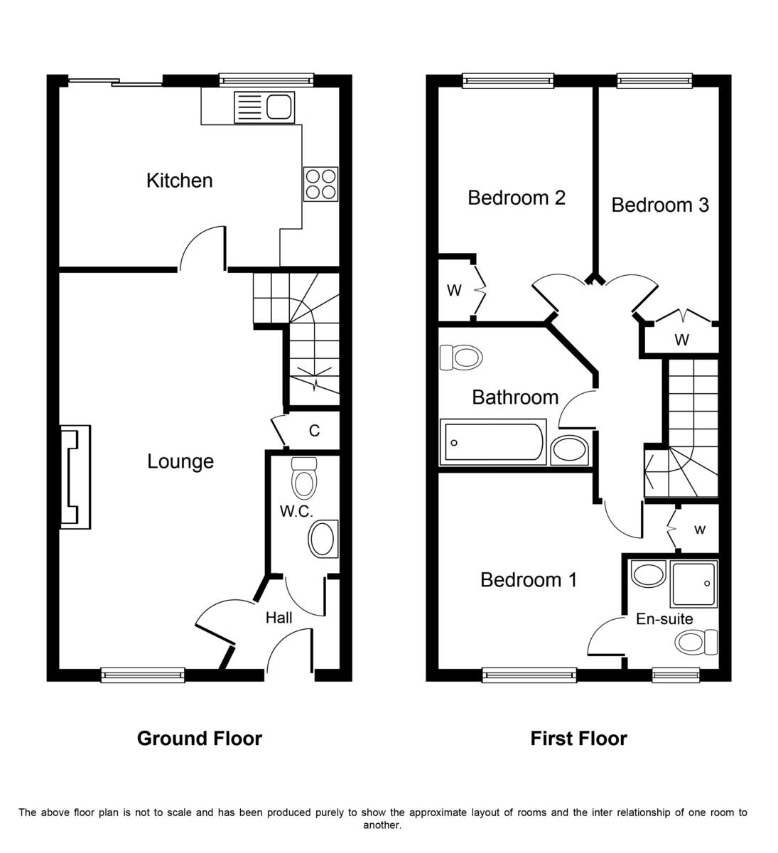 Williams Avenue, Fradley Floorplan