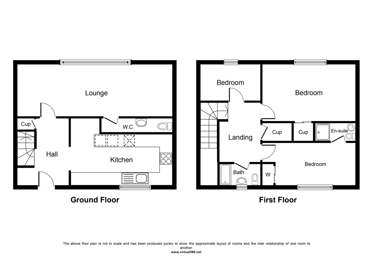 Upper Holland Road, Sutton Coldfield Floorplan