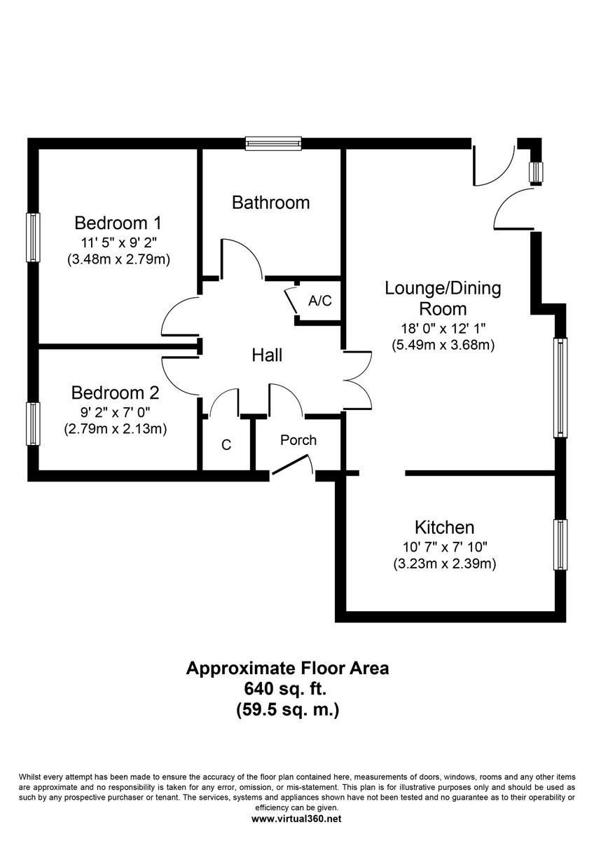 Evans Croft, Fazeley, Tamworth, B78 3QY Floorplan