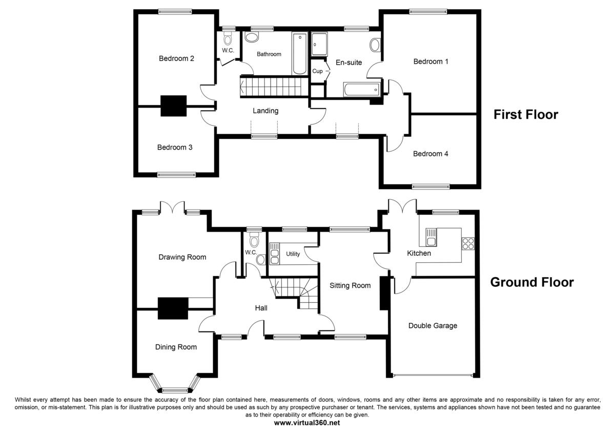 Dorridge Road, Dorridge, Solihull Floorplan