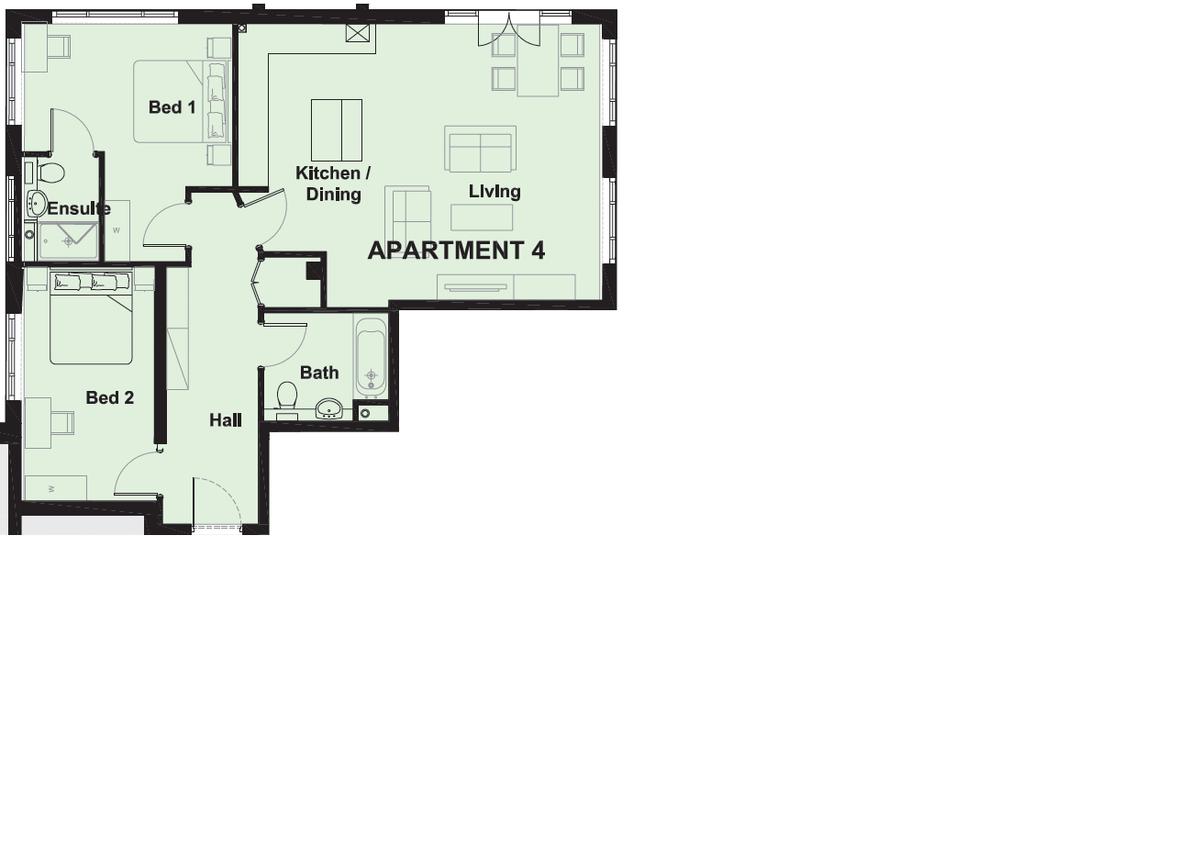 Hampton Court, Hampton-In-Arden, B92 0AJ Floorplan