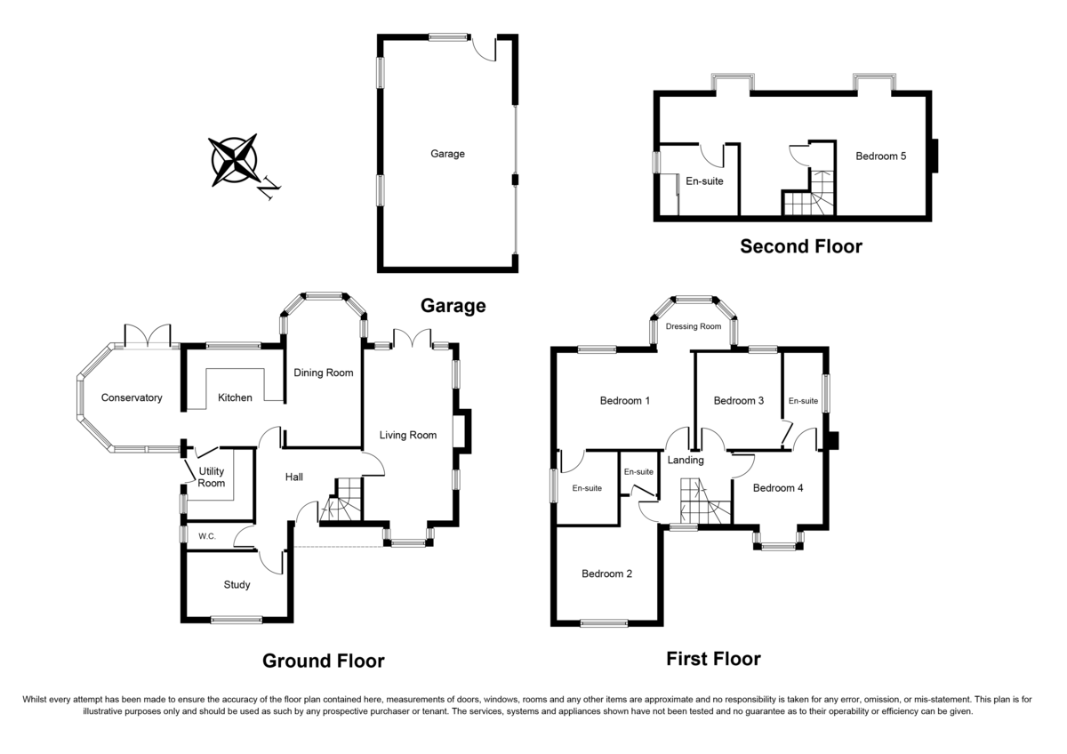 Camp Lane, Henley-In-Arden Floorplan