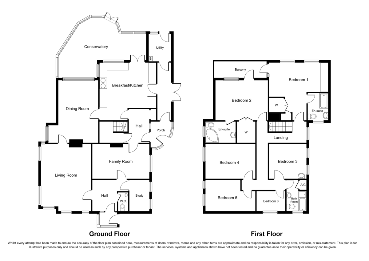 Warwick Road, Knowle Floorplan