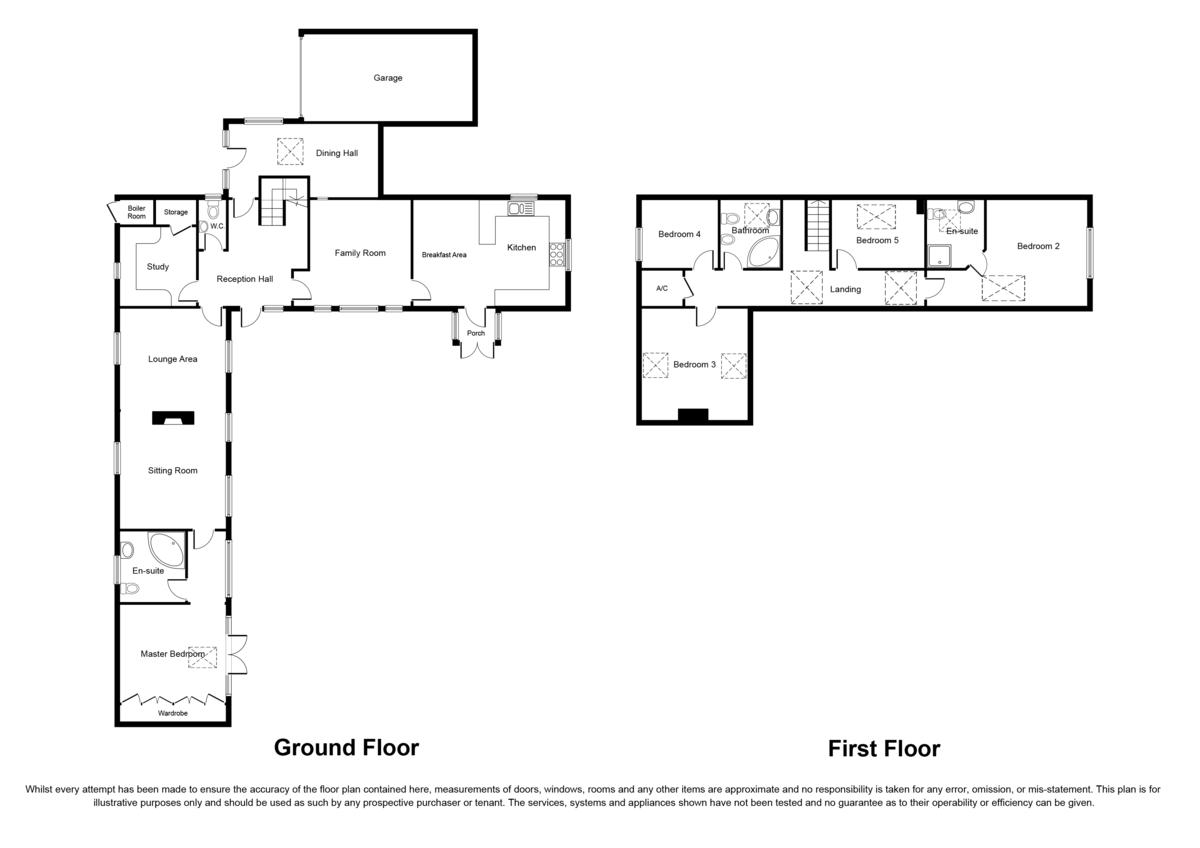 Truemans Heath Lane, Shirley Floorplan