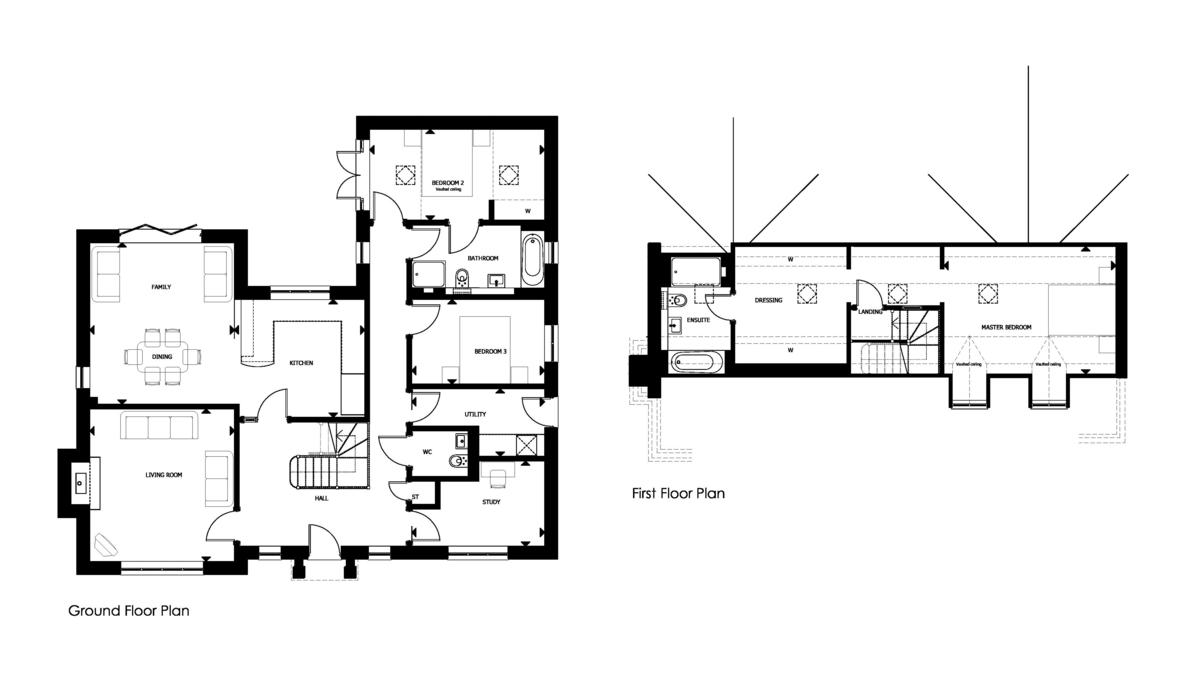 Plot 11, Ashwood, School Road, Hockley Heath Floorplan