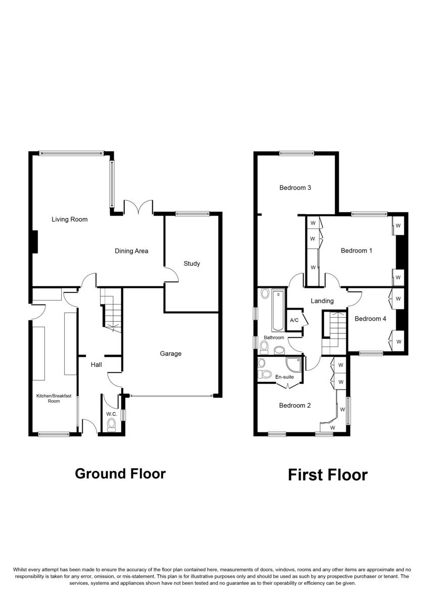 Longdon Road, Knowle Floorplan