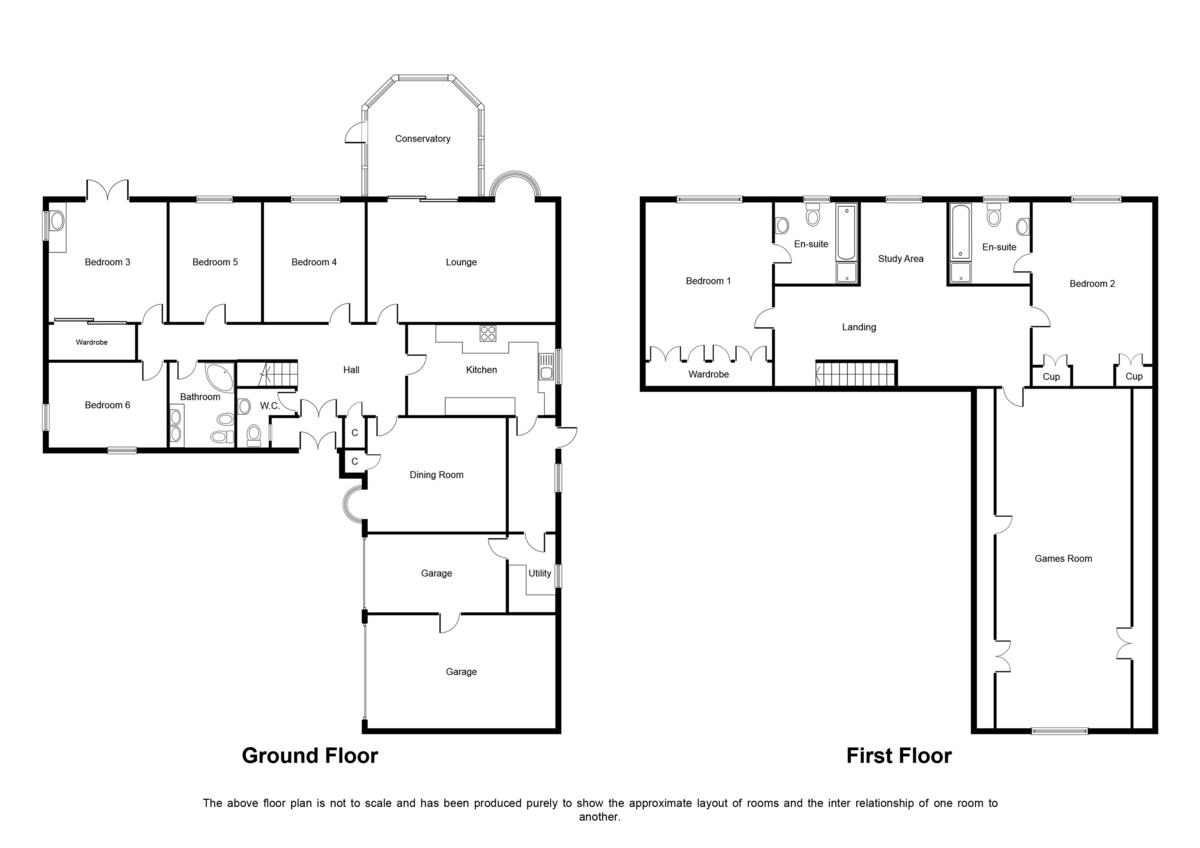 Malthouse Lane, Solihull Floorplan