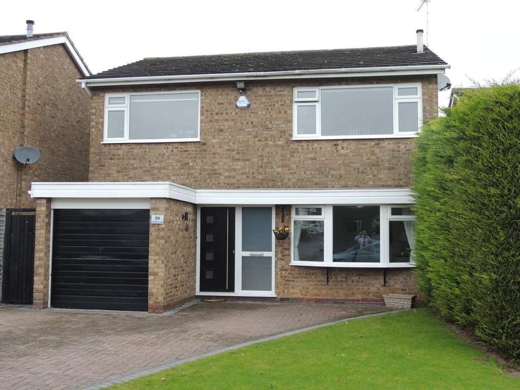 Pettyfields Close, Knowle, Solihull