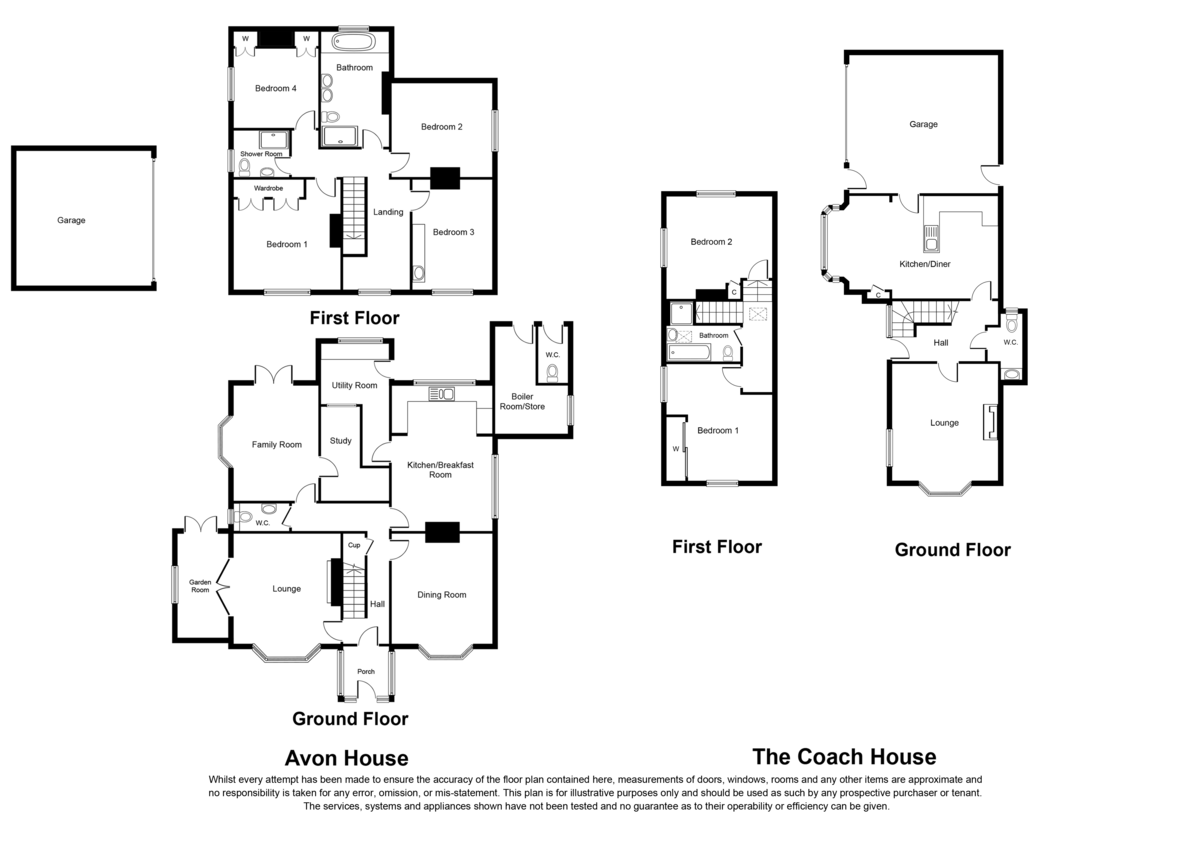 Stratford Road, Hockley Heath, Solihull Floorplan