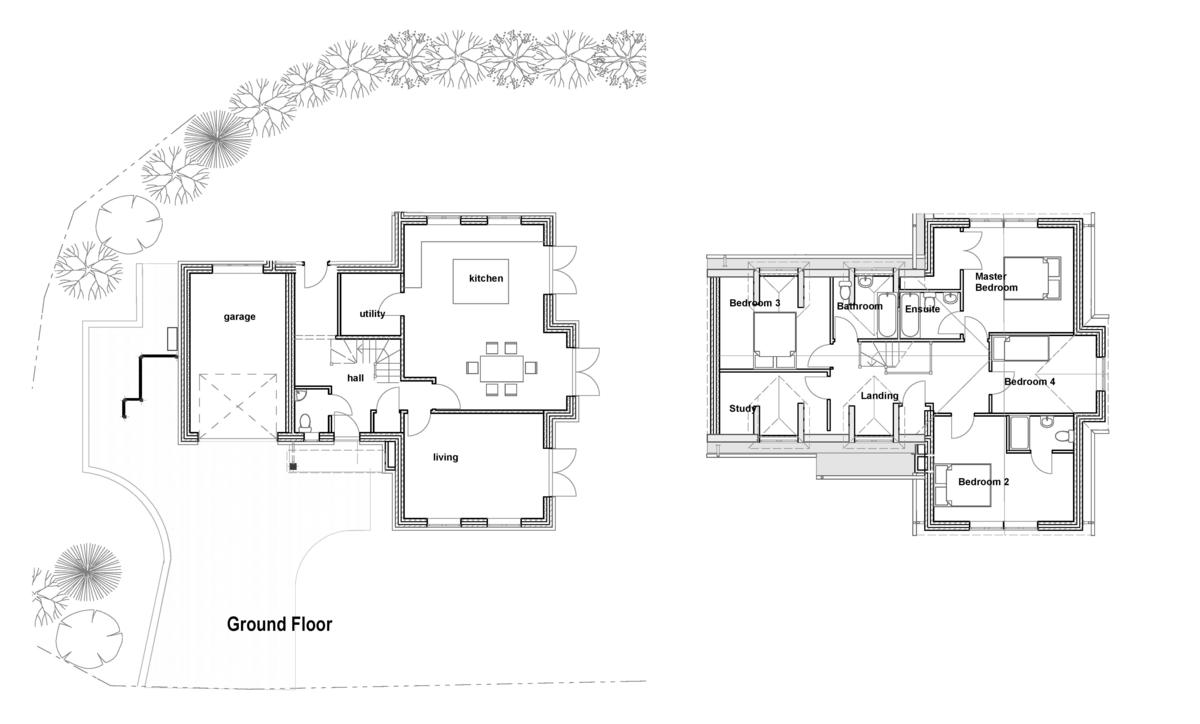 Pen House, Marsh Lane, Solihull Floorplan