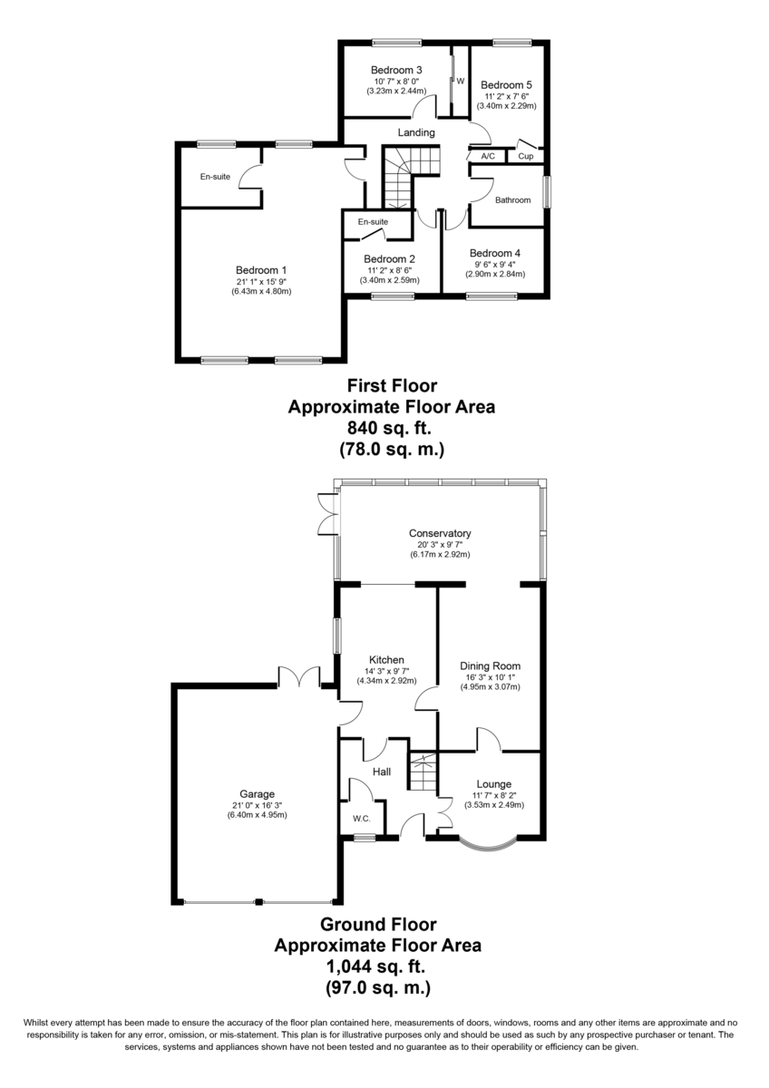 Blackwood Road, Tamworth, b77 1JE Floorplan