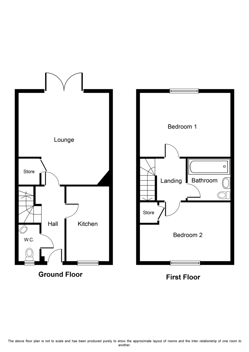 Tye Road, Fradley Floorplan