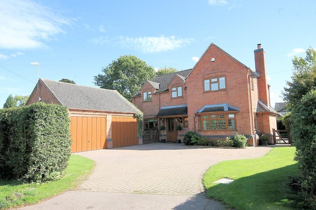 Manor View, Church Lane, Chilcote, Nr Tamworth, DE12 8DL