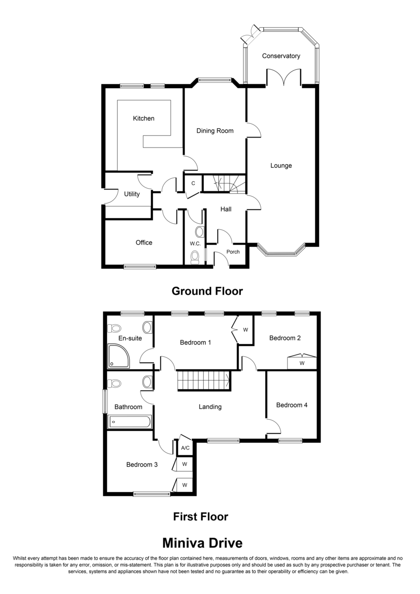 Miniva Drive, Walmley, Sutton Coldfield, B76  Floorplan