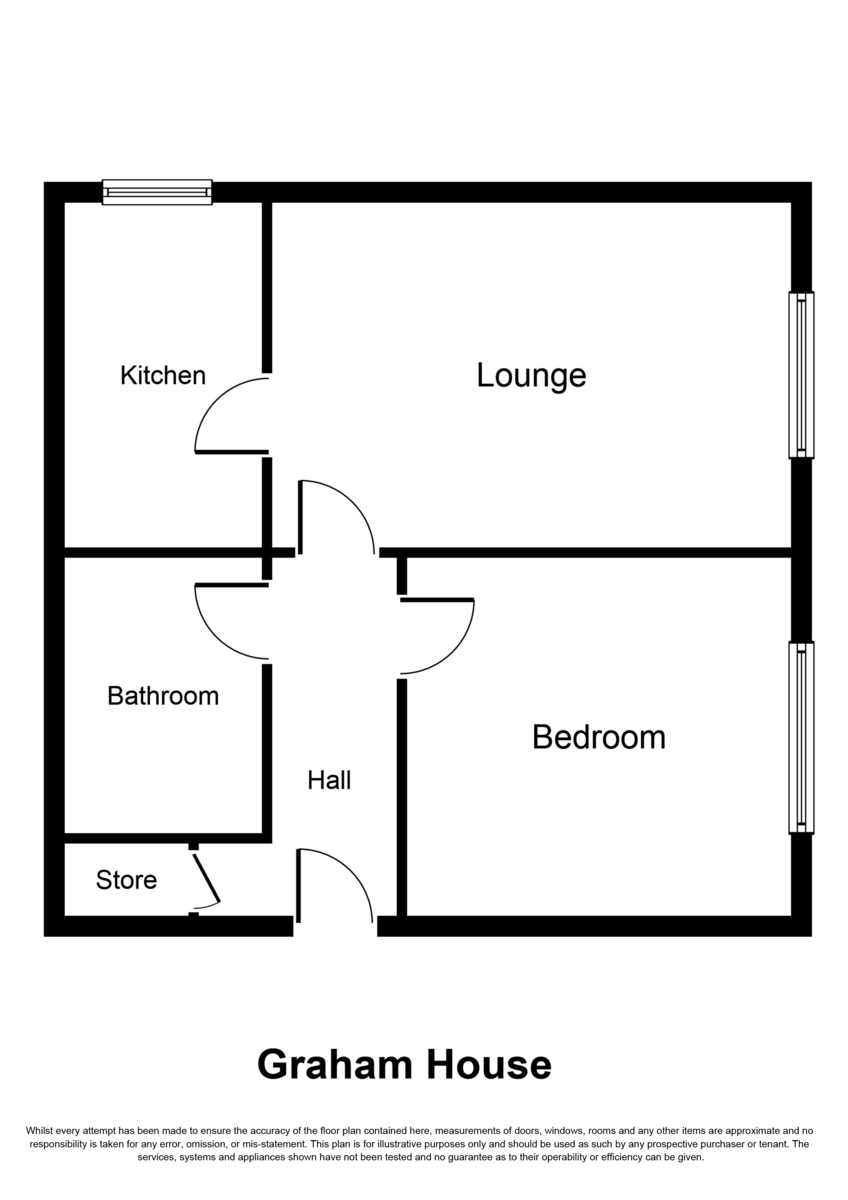 Graham House, Chester Road , Streetly, B74 3DY  Floorplan