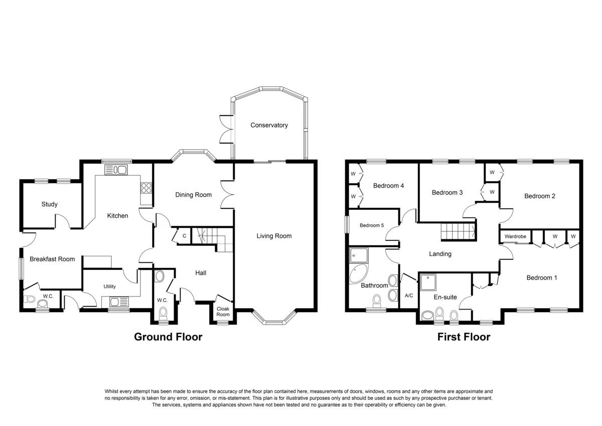 Linton Avenue, Solihull Floorplan