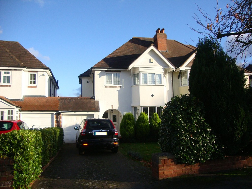 Marsham Court Road, Solihull