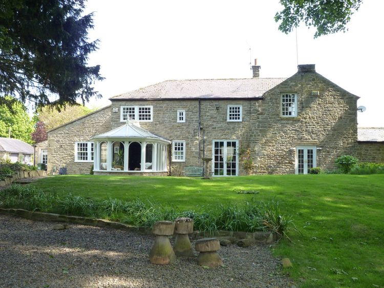Hartforth Court, Hartforth, Nr Gilling West