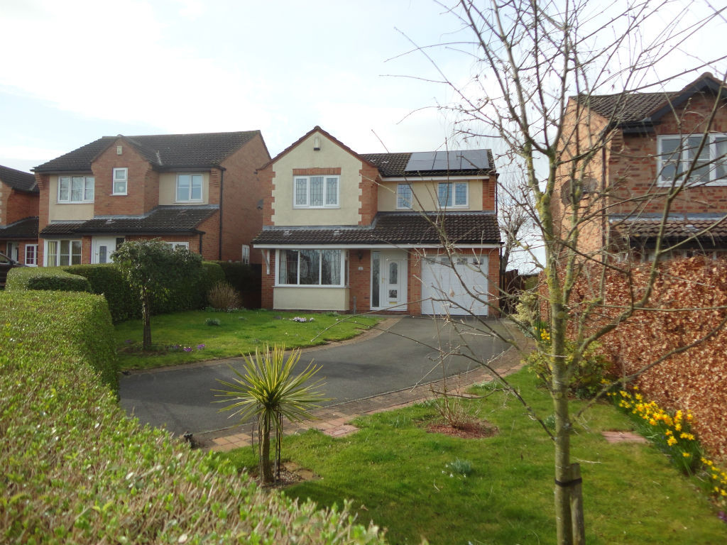 6 Kingfisher Drive, Aiskew, Bedale