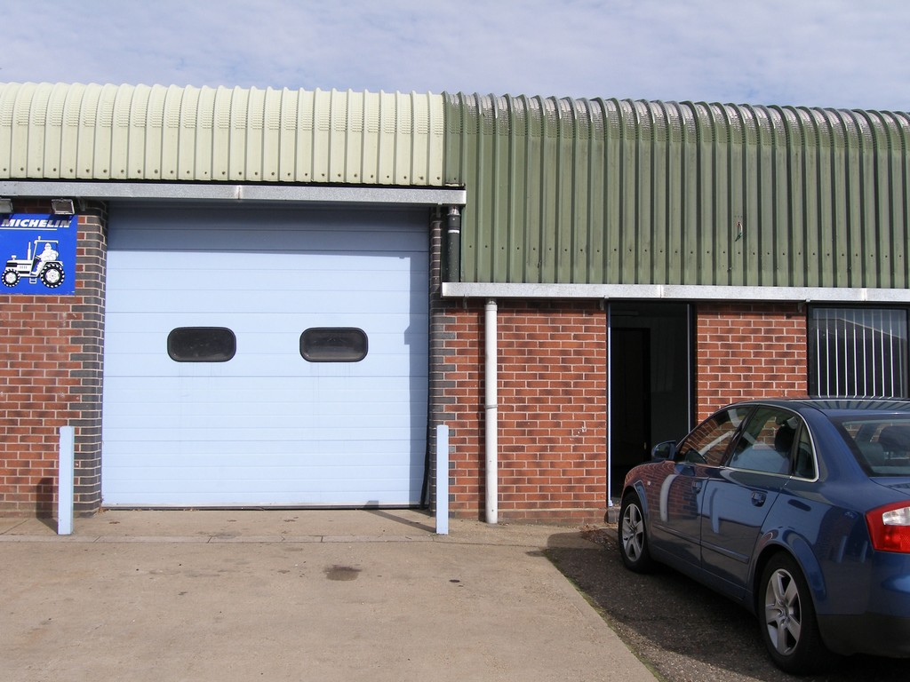 Blyth Road Industrial Estate, Halesworth