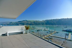 The Penthouse, 6 Sails, College Way, Dartmouth, Devon, TQ6 9DQ