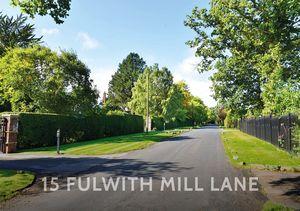 Fulwith Mill Lane, Harrogate