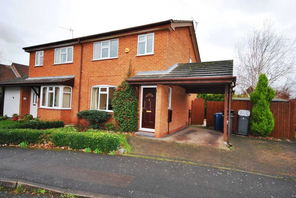 Mayflower Close, West Bridgford, Nottingham, NG2 5LE