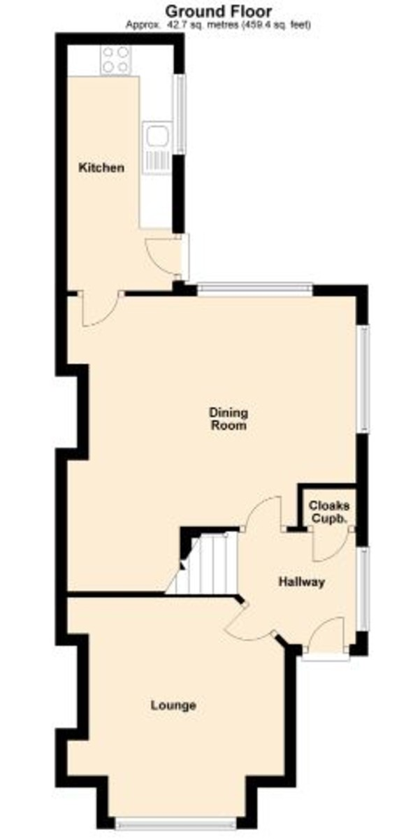 Carnarvon Road, West Bridgford, NG2 6DG  Floorplan