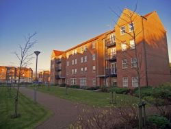 Whitcliffe Gardens, The square, west Bridgford NG2