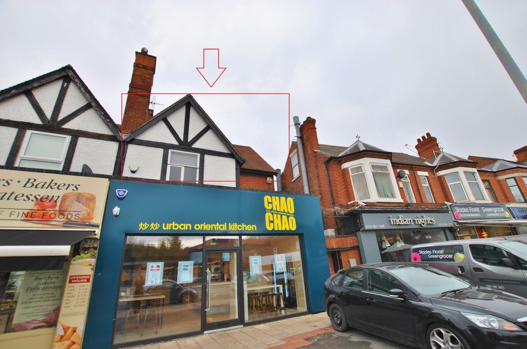75 Melton Road, West Bridgford, NG2 6EN