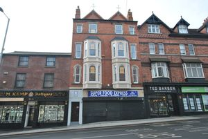 First, Second and Third Floors, 83 Derby Road, Nottingham, NG1 5BB