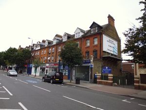 Balham High Road, London