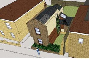 Land Adjacent, 22a Laud Street, Croydon