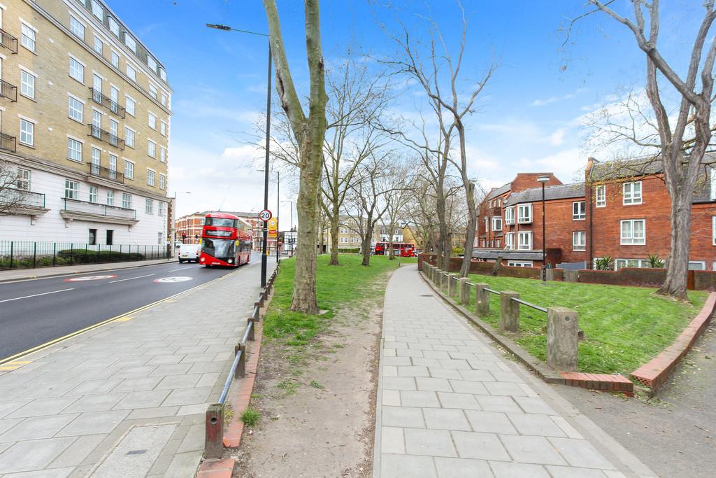 Clapham Park Road, London