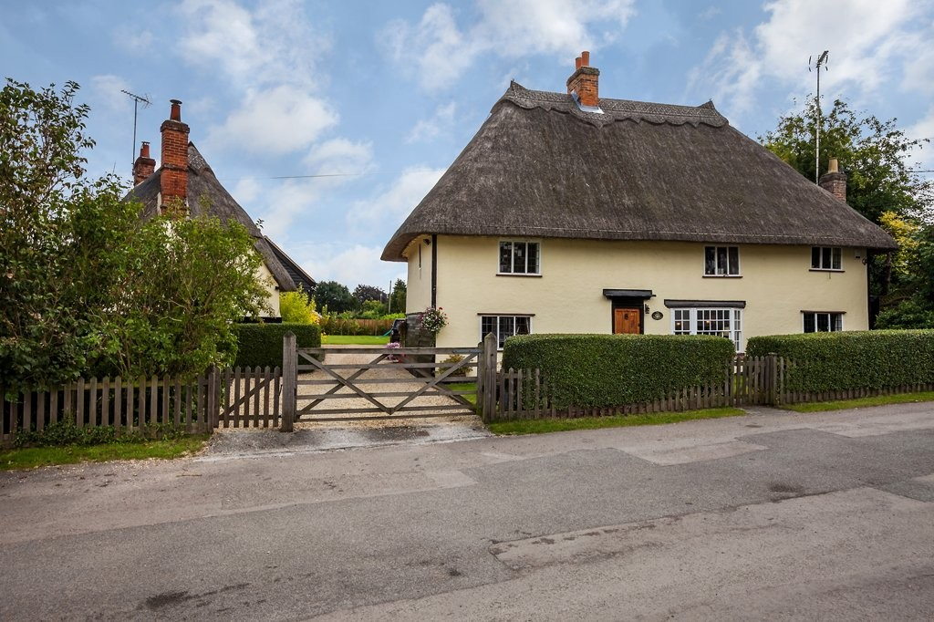 Middle Street, Clavering
