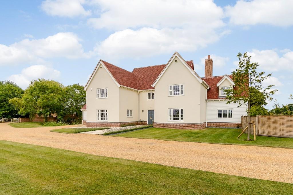 New House Lane, Ashdon