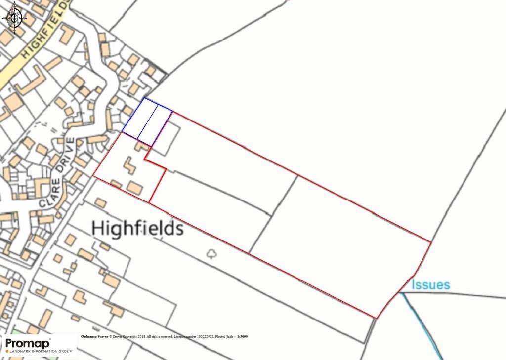 East Drive, Highfields Caldecote