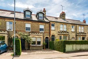 Hartington Grove, Cambridge