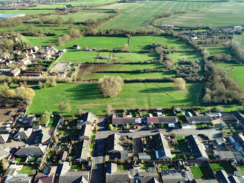 Land to the North East of Garden Close, Sutton, Ely